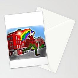"""Paul Bunyan PRIDE"" Stationery Cards"