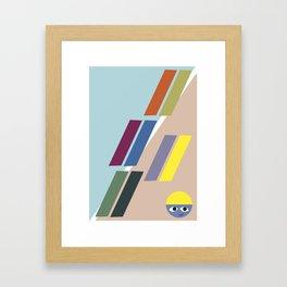 2_ Framed Art Print