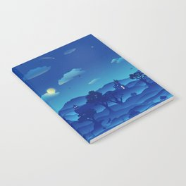 Fairytale Dreamscape Notebook