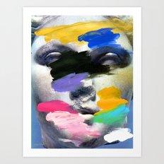 Composition 498 Art Print