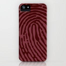 My mark #2 iPhone Case