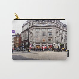 London Street Scene Carry-All Pouch