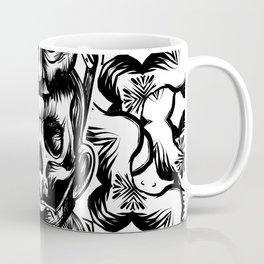 Face helmet Coffee Mug