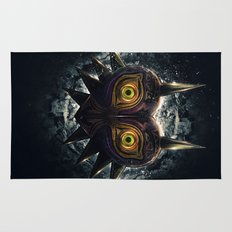 Epic Pure Evil of Majora's Mask Rug