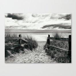 Lull Canvas Print