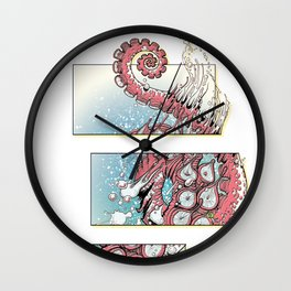 CS Alt Wall Clock