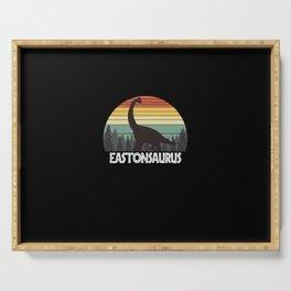 EASTONSAURUS EASTON SAURUS EASTON DINOSAUR Serving Tray