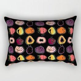 Exotic fruits 2 Rectangular Pillow