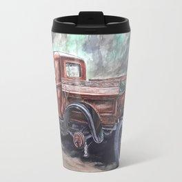 Journey Through The Past Travel Mug