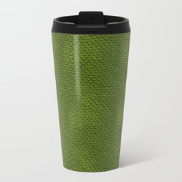 Crocodile Skin Pattern Travel Mug