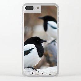 3Birds Clear iPhone Case