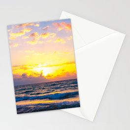 Cloudy Morning In The Sunshine State (V) Stationery Cards