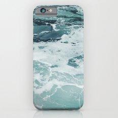 Aquamarine iPhone 6s Slim Case