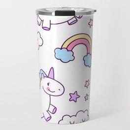 Unicorn Paradise Travel Mug