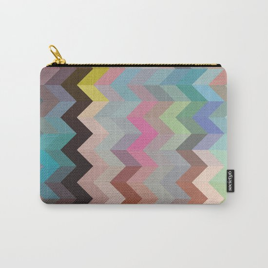 ZIG ZAG 02 Carry-All Pouch