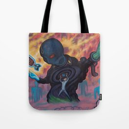 Vic The Butcher Tote Bag