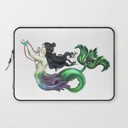 Lusterweibchen Mermaid Laptop Sleeve