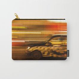 London Taxi at Night Carry-All Pouch