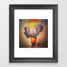 Mediator Framed Art Print