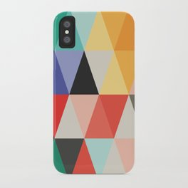 Mid-Century Modern Color Story iPhone Case