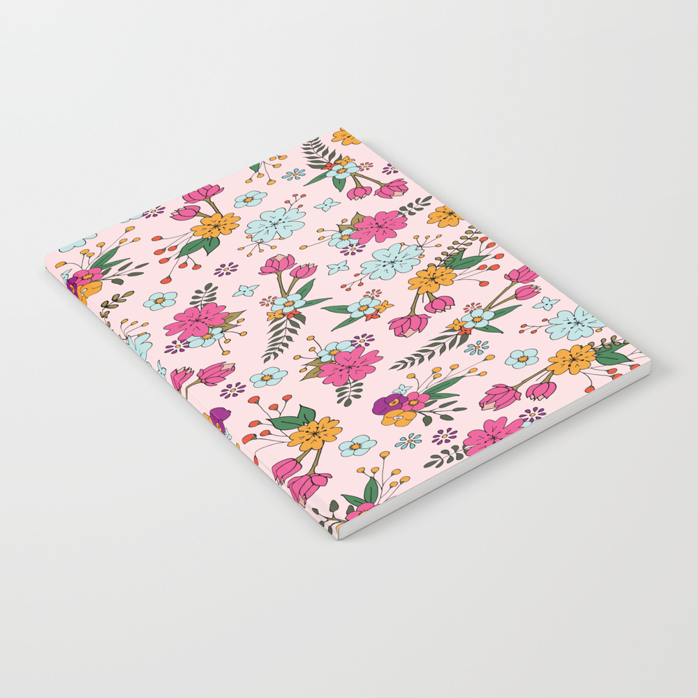 Spring Fling Notebook by Stelloberry NBK8952886