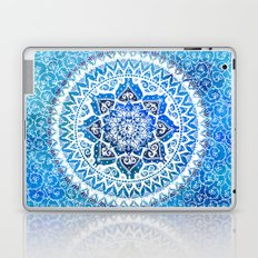 Watercolour Yin Yang Mandala Laptop & iPad Skin