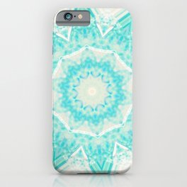 Beatnik Snow Blues (Original)  iPhone Case