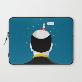 Moon Landing Laptop Sleeve