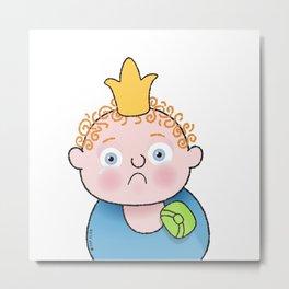 Little Prince 2 Metal Print
