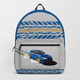 Blue Wonder Backpack