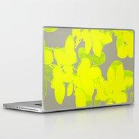 olivia joy Laptop & iPad Skins featuring joy  by Garima Dhawan