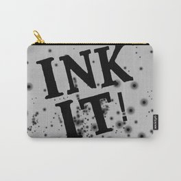 Ink it! Carry-All Pouch