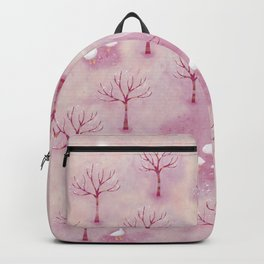 Geese in the Orchard Backpack