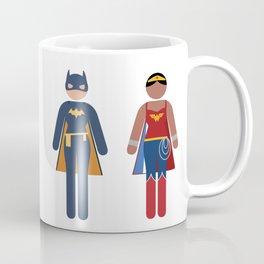 Bathroom Sign Remix Coffee Mug