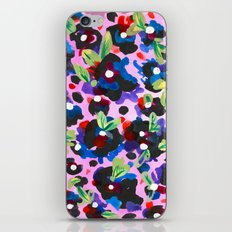 Jungle Flowers iPhone & iPod Skin