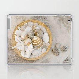 Sea Shell Collection Beach Summer Still Life Laptop & iPad Skin