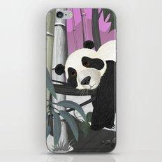 Panda Bears iPhone & iPod Skin