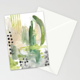 Mossy Design Stationery Cards