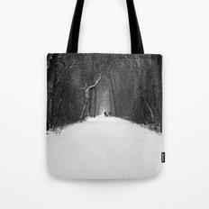 Snow White Morning Tote Bag