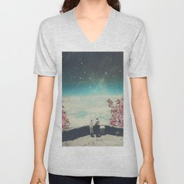You Know we'll meet Again Unisex V-Neck