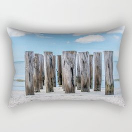 Pillar Beach Rectangular Pillow