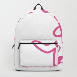 DO THE CARLTON T-SHIRT Backpack