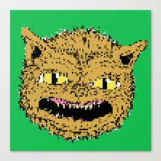 cat ghouie Canvas Print