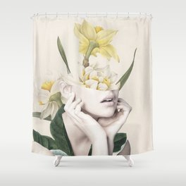 Bloom 4 Shower Curtain