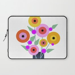 Floral Potpourri Laptop Sleeve