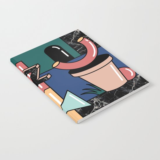 Shape Set no.2 Notebook