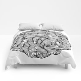 organized chaos Comforters