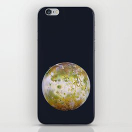 Portrait of Io (with plume) iPhone Skin