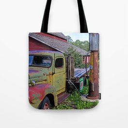 Yesterdays Dream Tote Bag