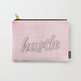 Hustle Pink Carry-All Pouch
